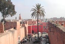 Maroc chez l 39 habitant les lieux d 39 accueil dans le sud du - Chambre chez l habitant marrakech ...